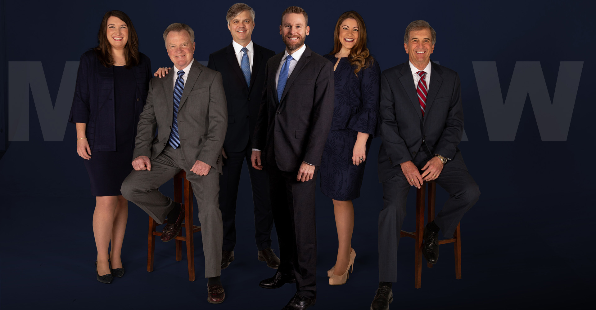 The Team at McDonald, Levy & Taylor Law Firm