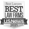 McDonald, Levy & Taylor Law Firm voted Best Lawyers and Law Firm in 2021 by US News